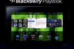 RIM begins modest BlackBerry PlayBook production