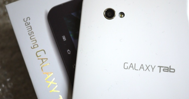Samsung pass 2m sales point for Galaxy Tab