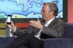 Eric Schmidt: Google pushing LTE, mobile money & cheap smartphones in 2011
