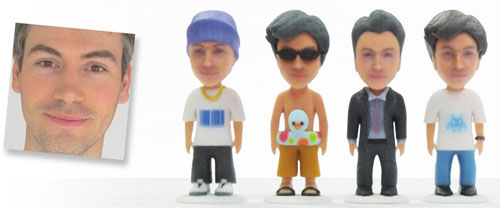Sculpteo makes 3D figures of your whole family