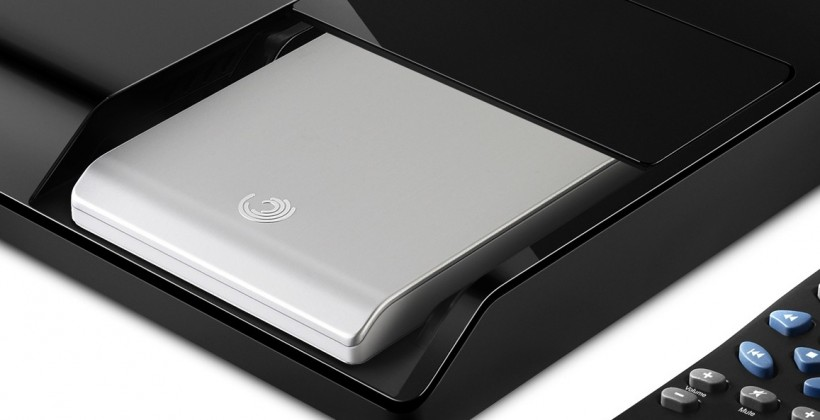 Seagate Certified GoFlex Storage System will see HDDs dock in TVs, Plug PCs & more