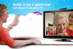 Skype headed to Sony Bravia and Vizio Via TVs soon