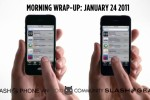 SlashGear Morning Wrap-Up: January 24 2011