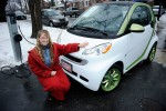 Smart's First Electric Car in the U.S.