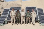 US Military Employs Greatest Weapon Ever: Solar Power