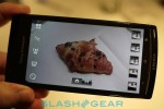 XPERIA Arc 8.1MP Exmor R camera gets video demo