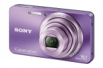 Sony debuts new Cyber-shot T, H, and W digital cameras at CES 2011
