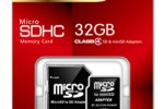 Silicon Power unveils new 32GB SDHC card