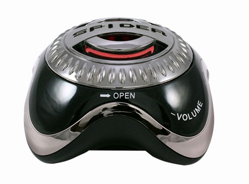 Spider Pocket Speaker E500 plays your tunes wherever you go