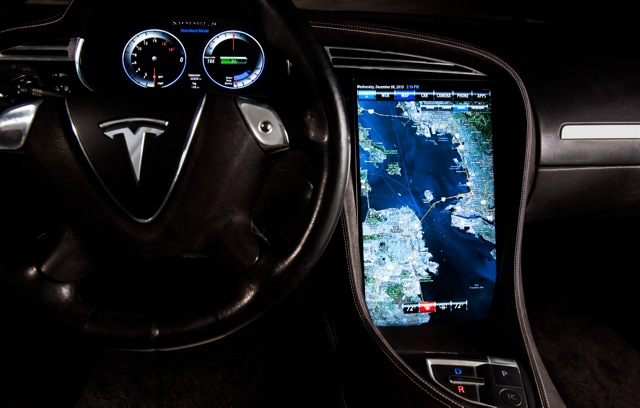 Tesla Model S and BMW pick Tegra for high-power infotainment systems