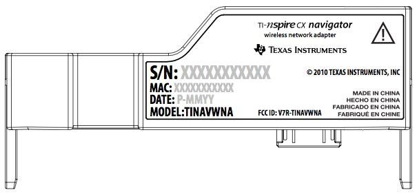 Texas Instruments WiFi adapter adds wireless to fancy calculators