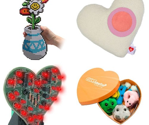 ThinkGeek offers geeky Valentines gifts for your sweetie