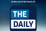 iPad The Daily mag launch February 2 2011