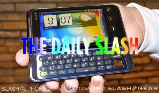 The Daily Slash: January 12, 2011
