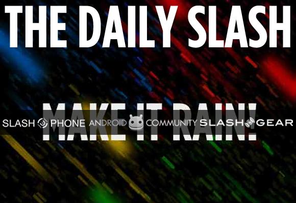 The Daily Slash: January 27 2011