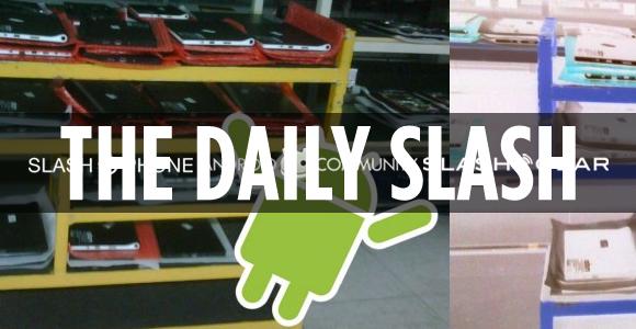 The Daily Slash: January 18 2011
