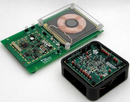 Texas Instruments offers industry first Qi certified dev tool and chipset for wireless power
