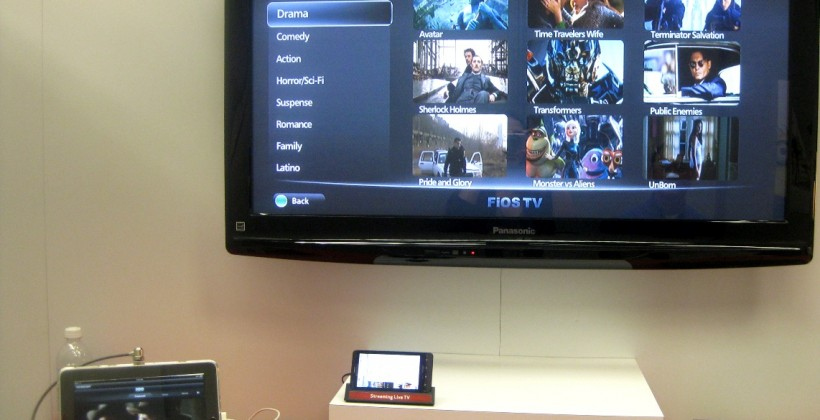Verizon FiOS TV could hit iPad & more after IP upgrade
