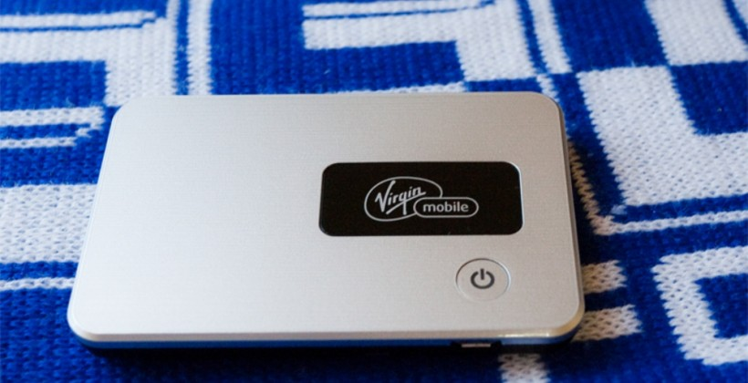 Virgin Mobile to throttle $40 unlimited MiFi after 5GB