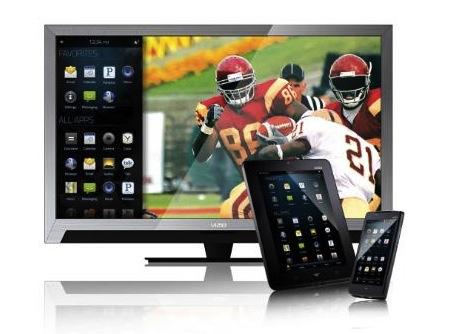 Vizio VIA Phone & VIA Tablet detailed as VIA Plus Google TV makes debut