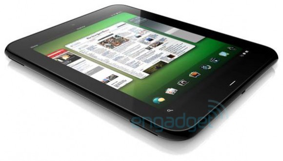 First HP webOS tablet shipping March tip insiders