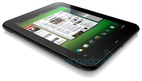 HP Topaz and Opal webOS Tablet Features Detailed