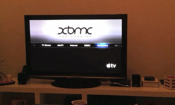 Apple TV XBMC hack makes $99 STB a 1080p HD media center