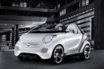 Smart Forspeed Concept Electric Car To Debut in Geneva