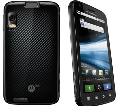 Motorola Atrix 4G Pre-Orders Begin Feb 13