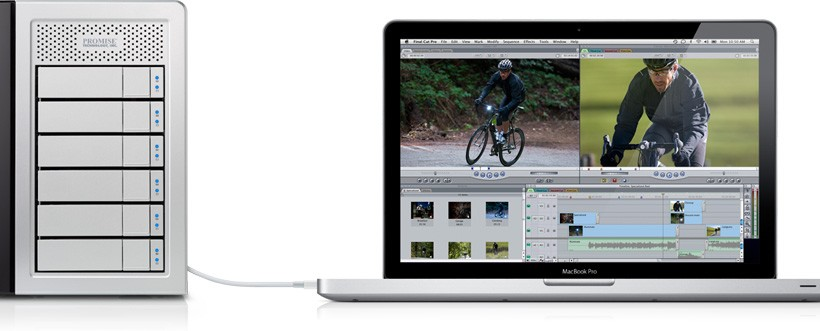 Apple Thunderbolt official