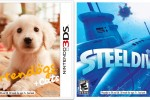 Nintendo 3DS games detailed: Nintendogs, Steel Diver, more