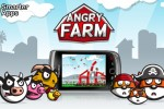 Angry Farm: New Game For BlackBerry, More Animal Catapulting