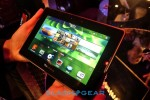 "BlackBerry PlayBook ""will also support Android apps"" says RIM rep [Video]"