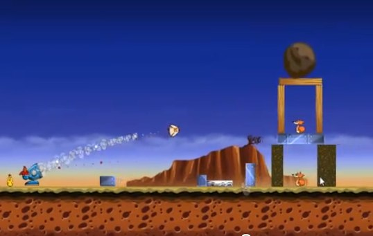 Chicks'n'Vixens brings Angry Birds clone to WP7 as Rovio protest [Video]