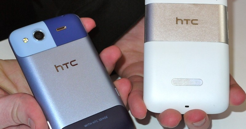 HTC ChaCha and HTC Salsa hands-on [Video]