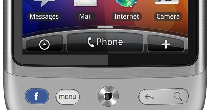 HTC Facebook phone with dedicated shortcut key at MWC tips source