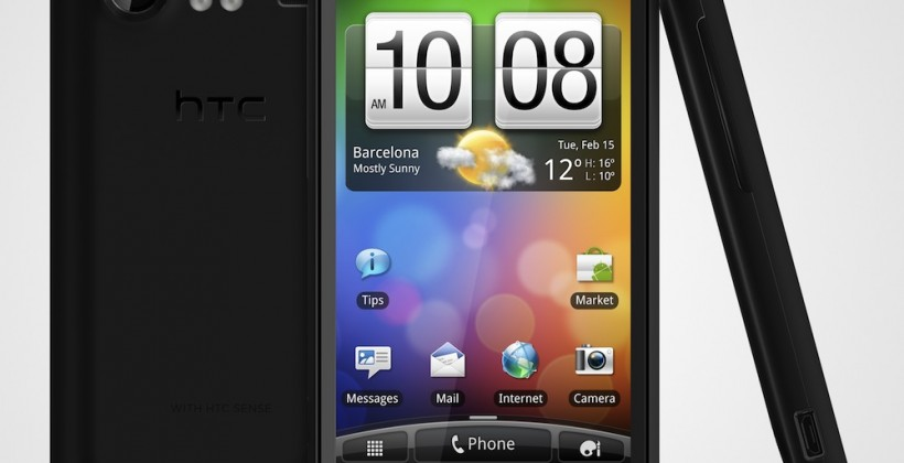 HTC Incredible S official