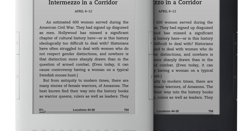 Amazon Kindle update adds public notes, page numbers, more