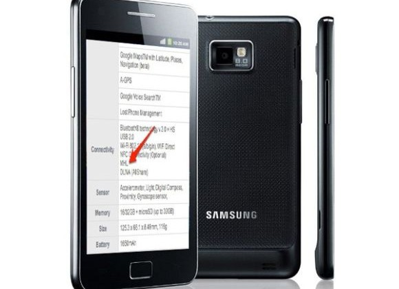 Samsung's Galaxy S II Will Have MHL Port for USB and HDMI-out