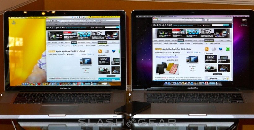 MacBook Pro 15-inch with ThunderBolt hands-on (early 2011)