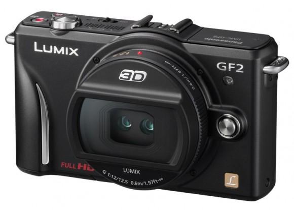 Panasonic LUMIX GF2 priced plus Camcorders & Point-&-Shoots