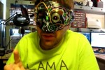 DIY cyborg costume gives you Borg eye [Video]
