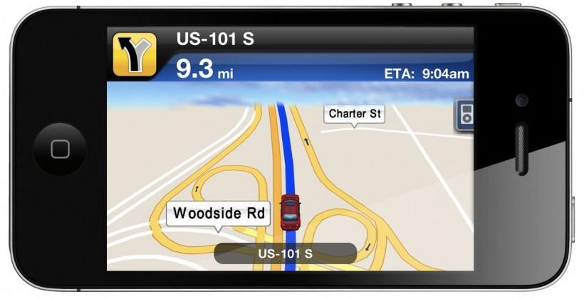 Verizon iPhone TeleNav GPS App Available Now