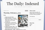 The Daily Indexed bypasses News Corp's iPad paywall