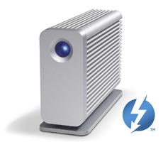 LaCie Announces Little Big Disk Featuring Thunderbolt