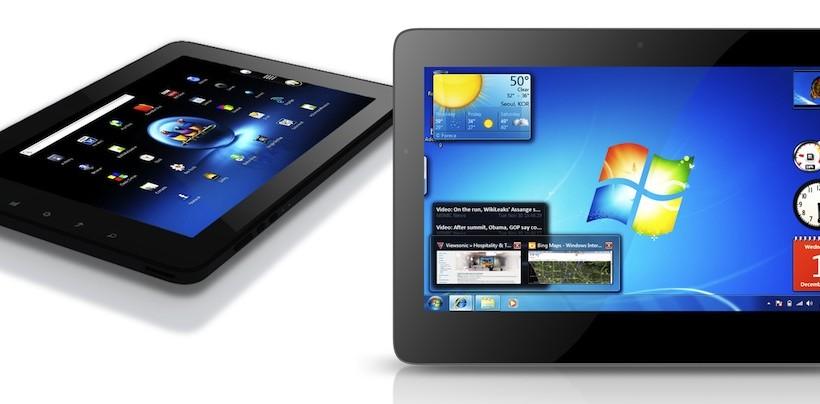 ViewSonic dual-SIM V350 phone & dual-OS ViewPad 10Pro tablet outed