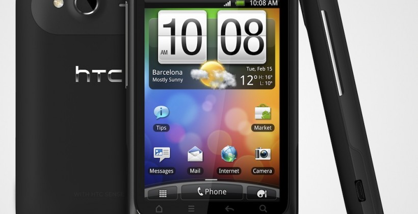 HTC Wildfire S official