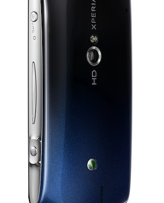 Sony Ericsson Neo packs 8MP and Gingerbread