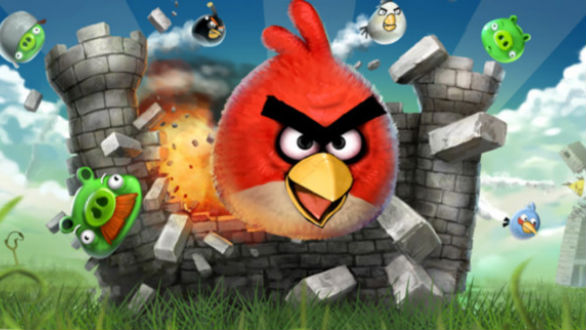 Angry Birds Heading To WP7, 3D Version Coming Soon