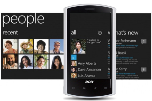 Acer To Launch Windows Phone 7 Devices This Fall
